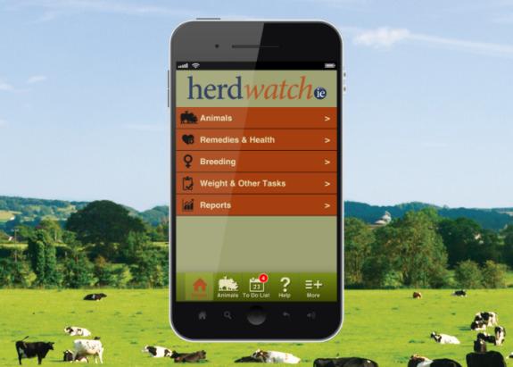 News: Our Herdwatch App will be on TV tonight
