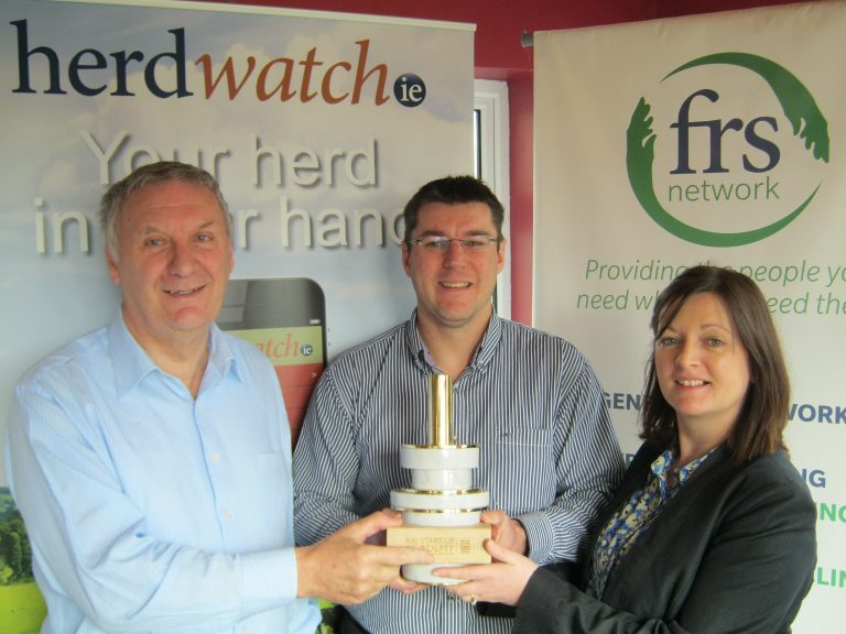 BIG News: Herdwatch Wins AIB Startup Academy