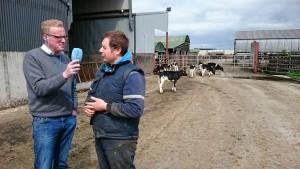 Damien O'reilly spoke to Herdwatch farmer Andrew Darmody