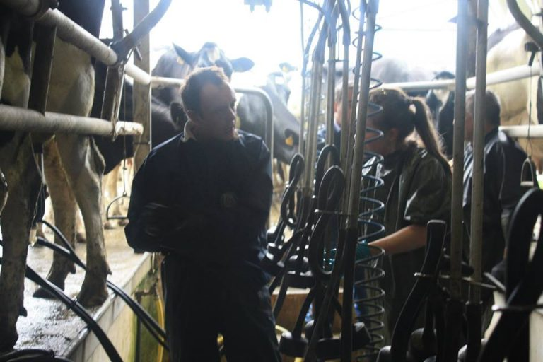 News: FRS – Best Practice in Milking Course