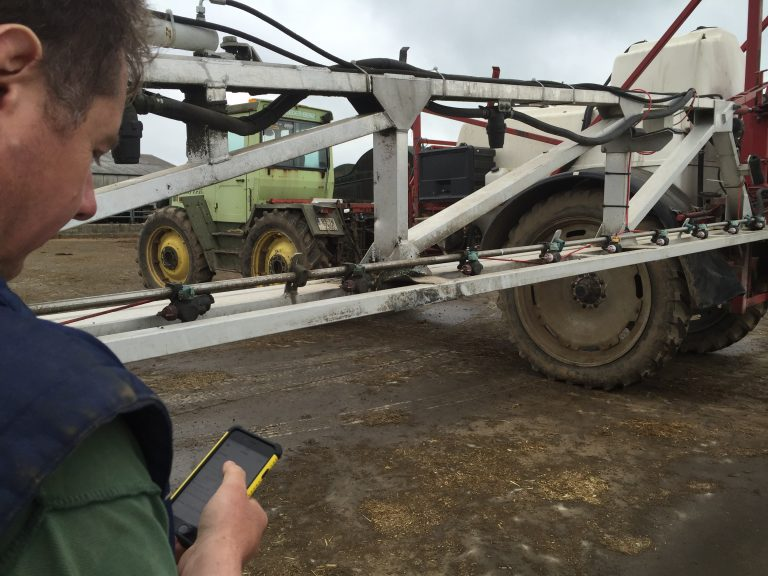 Award-Winning Farm App Now Tackles  New Spray Compliance