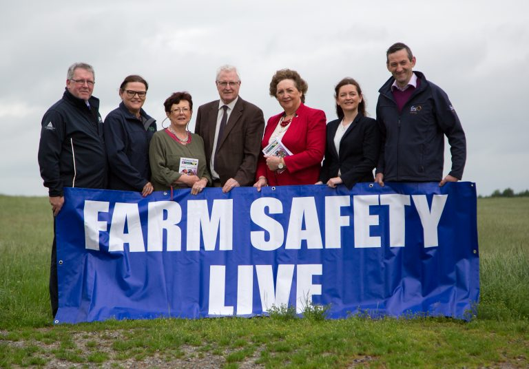 Farm Safety Live at Tullamore Show 2017