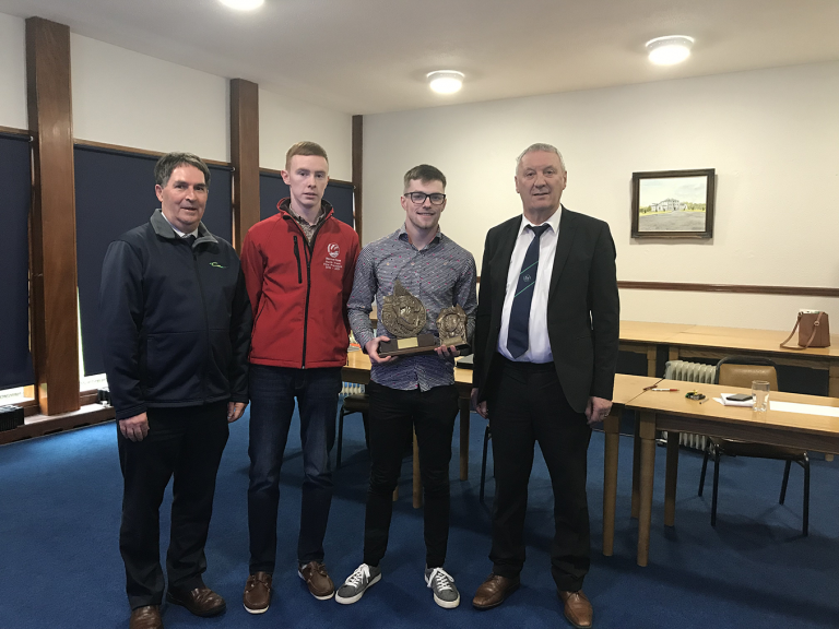FRS Memorial Scholarship Announces Young Westmeath Student As This Year's Winner