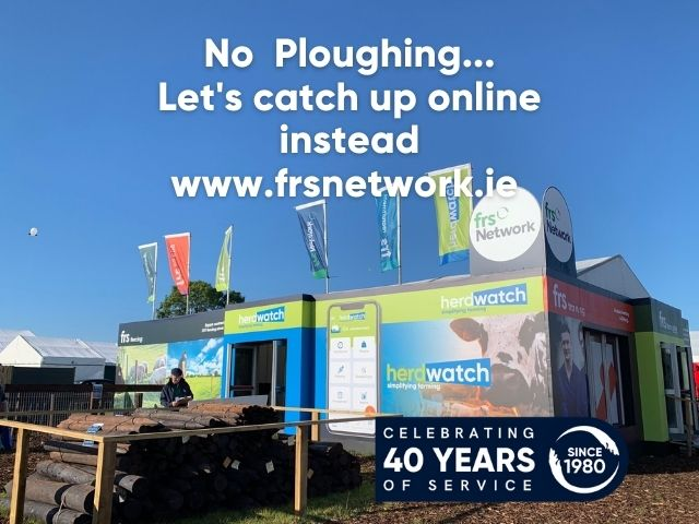 No Ploughing… Let's Catch-up Online Instead