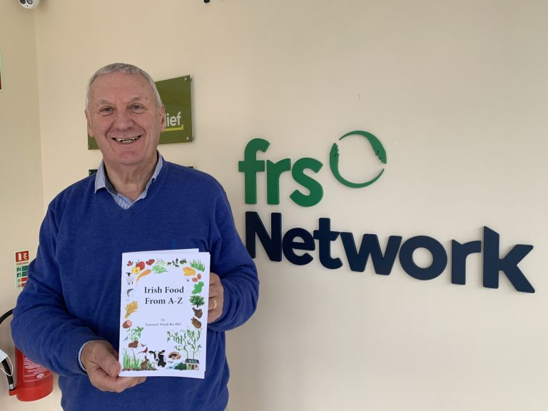 FRS Supports release of Irish Food book to Primary schools throughout the country