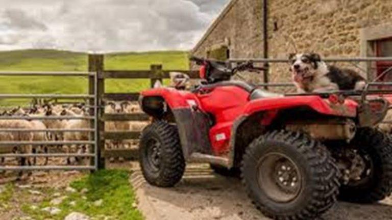 ATV Operation, Maintenance and Safety Training