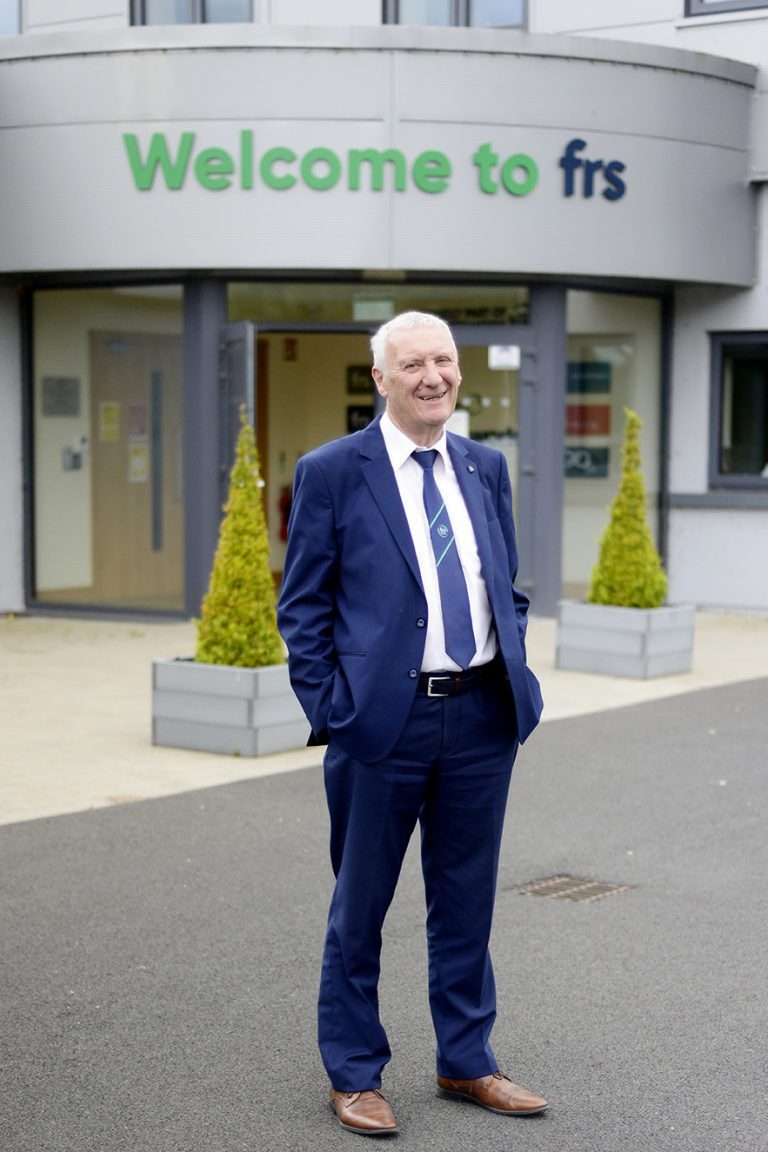 Read more about the article Peter Byrne to Retire as CEO of FRS Network Next Year