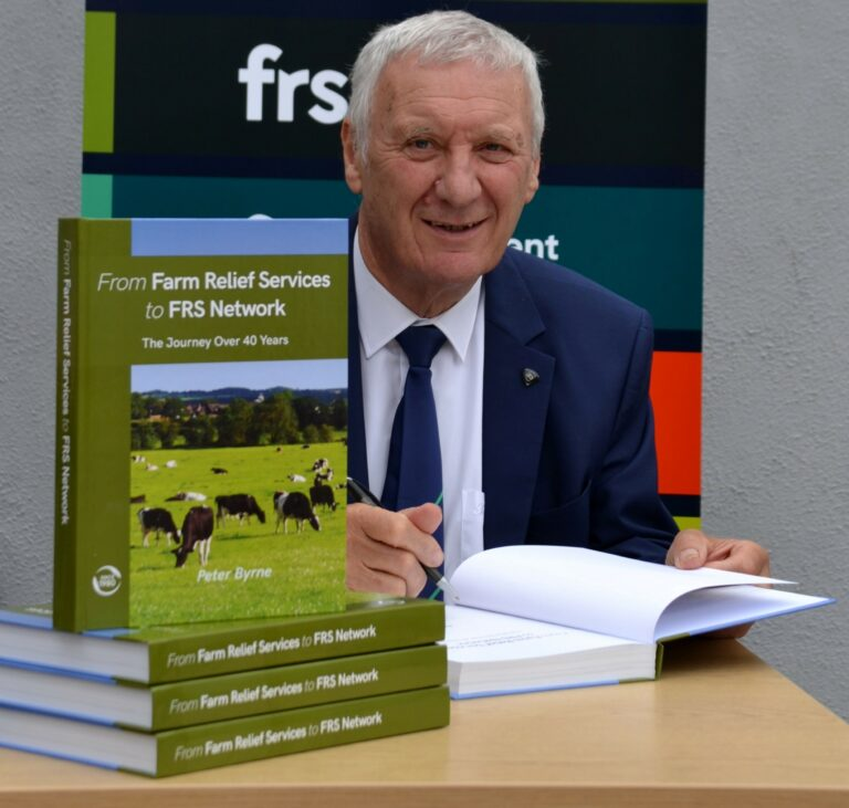 Read more about the article New Book Tells the Story of FRS Over Last 40 Years